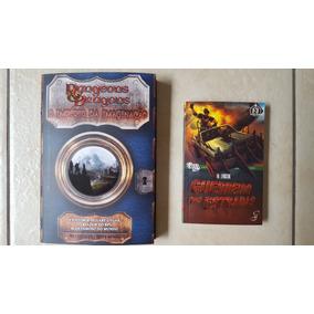 Livro Dungeons & Dragons Guerreiro Das Estradas Omelete Box