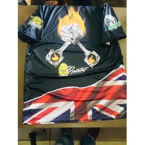 Camisa Inglaterra Preta - Camisas Masculinas no Mercado Livre Brasil af1cd747a84cf