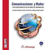 Libro Comunicaciones Y Redes Para Profesionales En Sistemas