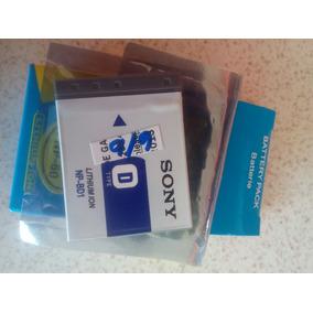 Bateria Para Camaras Sony Cyber Shot Np-bd1