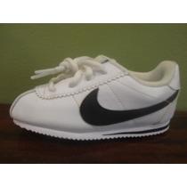 Tenis Nike Cortes Infantil Talla 16 Cm