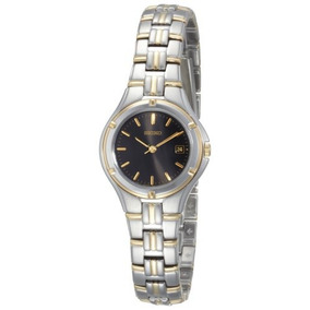 Mujer Seiko Sxda90 Vestido Reloj Deportivo