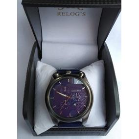 0af251a4cb5 Relógio Calvin Klein Mod K7621107 - Relógios no Mercado Livre Brasil