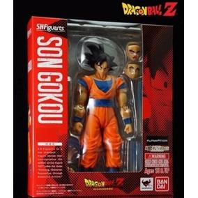 Boneco Action Figure Son Goku (articulado)- Dragon Ball Z