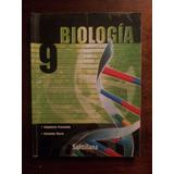 Biología 9º Grado - Edit. Santillana - Fulgencio Proverbio