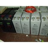 Pack De 4 Baterias De Gel 100 Amp/h - Sin Uso Mod 6ftj-100b