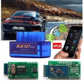 Scanner Mini Elm327 V 1.5 Bluetooth Obd2 Chip Pic18f25k80
