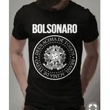 Camisa Blusa Camiseta Blusa Regata Bolsonaro Presidente