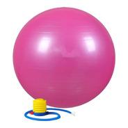 Pelota Balón Yoga Pilates 65cm Fitnes Terapia Colores / Lhua