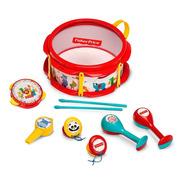 Fisher Price - Kit Bandinha Infantil - Fun Divirta-se