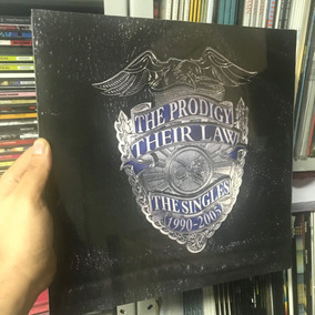 Lp The Prodigy Their Law The Singles 1990 - 2005 Vinyl Duplo
