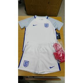 Conjunto Deportivo Inglaterra Para Niños Nike