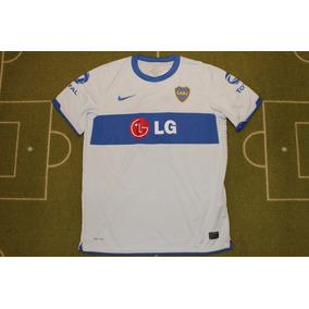 Boca Nike ! 2010 Suplente Seba Battaglia ! Utileria Pura !!