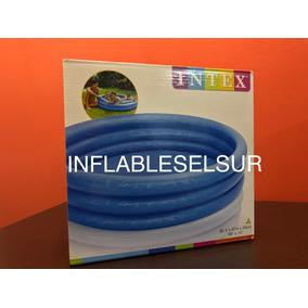 Alberca Inflables Para Niños Chapoteadero Intex