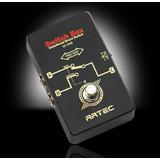 Artec Se-swb Pedal Switch Box Ab De 2 Vias Showmusic