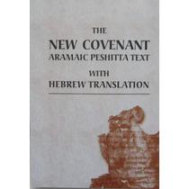 Peshitta Nt Aramaico Com Tradução Para O Hebraico