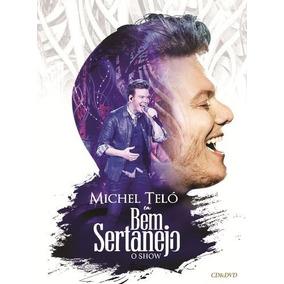 Michel Teló Em Bem Sertanejo O Show (dvd + Cd)