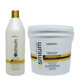 Kit Relaxamento Osmium Guanidina *2 Ítens* Nutra Hair