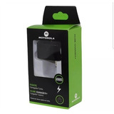Cargador Turbo Con Cable Micro Usb Moto G4 G5 X2 X3