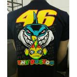 Camiseta Powered Valentino Rossi 46 The Doctor - P Ao Xg