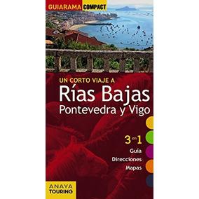 Rías Bajas (guiarama Compact - España) Augusto Envío Gratis