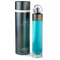 Perfume 360 Clasico Perry Ellis Caballero 100ml Original Azu