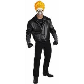 Disfraz Halloween Adulto Hombre Ghost Rider