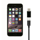 Adaptador Micros Usb A Iphone 5/6 En Trujillo, Nuevos