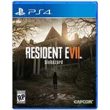 Resident Evil 7 Biohazard Ps4 Digital 1° Oferta