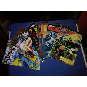 Revistas Comic Especiales Marvel, Punisher,wolverine Ect C/u