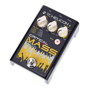 Pedal Processador Vocal Voz Critical Mass Tc Helicon