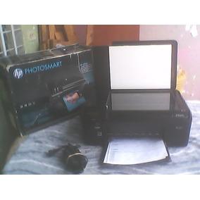 Impresora Multifuncional Hp Photosmart Con Wifi Economica