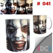 Taza Comics Coleccionable Guason -  Joker X 4 # 041