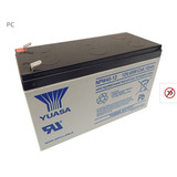 Batería 12v 45w Cell 10 Min Yuasa