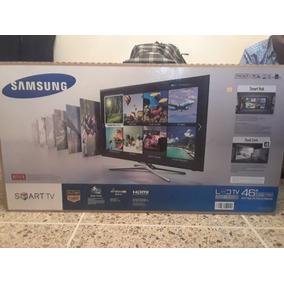 Televisor Samsung 46 Pulgadas Modelo Un46f5500ah Serie 5