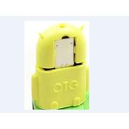 Adaptador Otg Micro Usb V8 Para Usb Femea Pendrive Celular