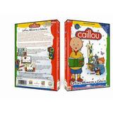 Educativo Caillou Letras, Números Y Colores (envío Digital)