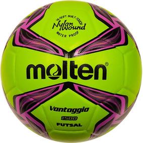 Balón Fútbol Molten Vantaggio Pesado Peso Muerto Verde  4 f4e8921a13f34