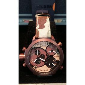 Reloj Welder K29 Camuflaje 3 Horarios. Original Envío Gratis