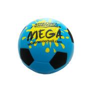 Pelota Sport Mega Ball Wave Runner Ball Futbol Azul