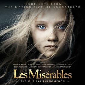 Les Misérables - The Motion Picture Soundtrack (cd)