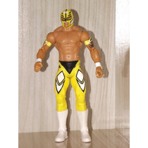 Boneco Wwe Mattel Rey Mysterio Battle Pack Series 33
