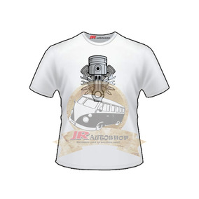 Camisa Do Pistão Sublimática.