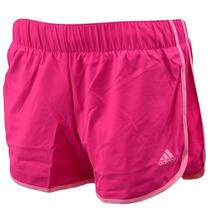 Short Para Correr M10 Running Adidas Mujer Ai8116