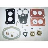 Kit Carburador Ford Taunus- Sierra 2.3 Glx Solex Eies 34-34