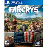 Juego Ps4 Ubisoft Far Cry 5