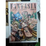 Anime Artbook - Fantasia - Fairy Tail Ilustrati...