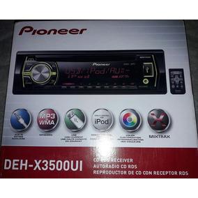 Reproductor Pioneer Deh-x3500ui 100% Original
