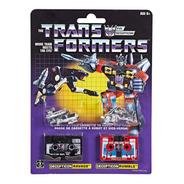 Transformers G1 Cassettes Ravage And Rumble Set  Dos Piezas