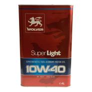 10w-40 Wolver 6l Aleman